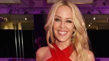 ¡Kylie Minogue cantando reggaeton en un vídeo filtrado!