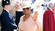 Oprah Winfrey bei Royal Wedding: Haarscharf am Fashion-Fauxpas vorbei