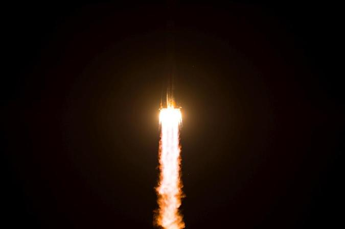 Watch this: The Soyuz rocket launch (update: launch successful)