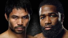 Manny Pacquiao and Adrien Broner Collide in Welterweight World Championship Event Broadcast Live in U.S. Movie Theaters Saturday, January 19