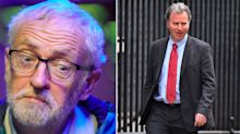 Jeremy Corbyn's plan to become caretaker PM dealt blow as Tory MP rejects proposal