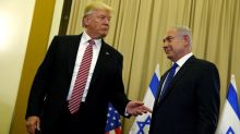 Trump and Israeli PM speak at news conference