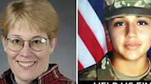 A former National Guard colonel apologized but will keep her professor job after saying sexual harassment is the 'price of admission for women' in the military