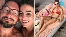 Loved up Ada Nicodemou is living her best life in the Maldives
