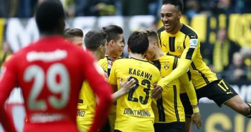 Foot - ALL - Quatre jours après l'attaque du bus, le Borussia Dortmund a gagné