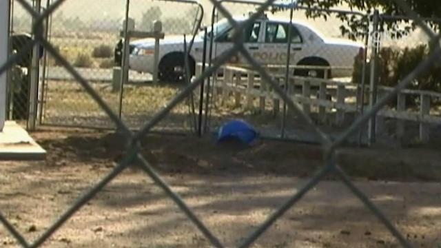 Woman buries husband in shallow grave in Apple Valley