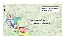 Forum Closes Acquisition of Idaho and Oregon Cobalt Properties