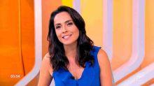 Demitida pela Globo, jornalista Izabella Camargo revela crises de estresse