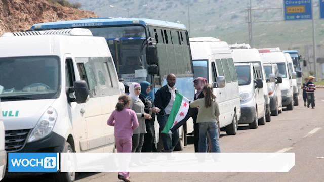 Number Of Syrian Refugees In Turkey Exceeds 1 Million: Minister