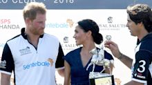 """Meghan and Prince Harry will """"change the world,"""" according to friend Nacho Figueras"""