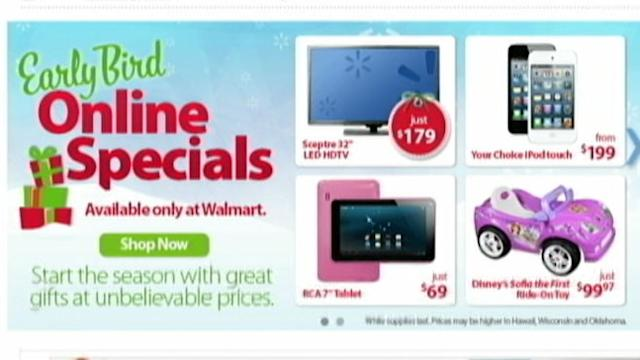 Glitch Causes Walmart.com to Seriously Roll Back Prices