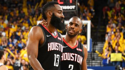 'Shut up and watch': Stars' troubling NBA feud grows