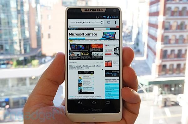 PSA: Motorola Droid RAZR M arrives on Verizon today, priced at $99