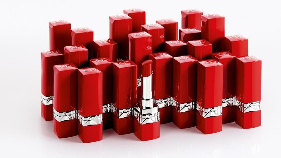 Test: Der Ultra Rouge-Lippenstift von Dior