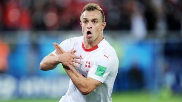 Why Switzerland's goal celebrations enraged Serbia