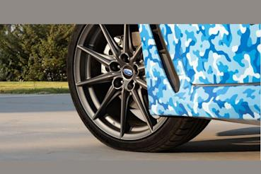 Subaru新世代BRZ 2020年秋季亮相