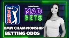 Mad Bets: PGA Tour BMW Championship Betting Odds