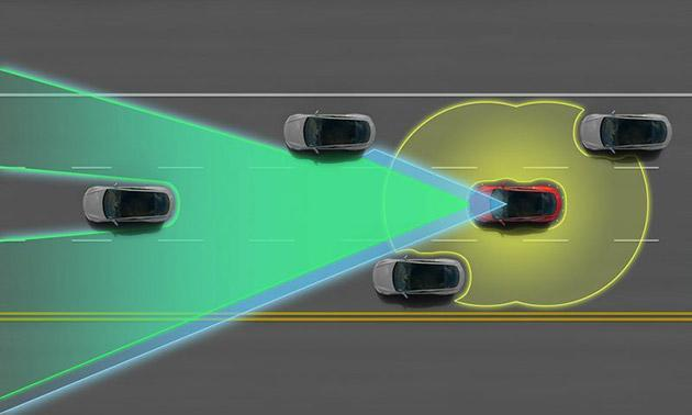 Tesla's Model S is getting a self-driving 'autopilot' mode in three months
