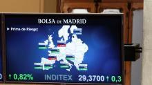 La prima de riesgo española se mantiene en 94 puntos básicos en la apertura