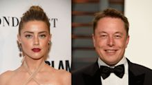 Amber Heard moving on with billionaire Elon Musk after Johnny Depp divorce – report