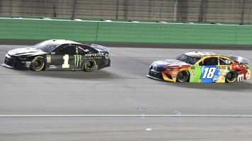 Busch brothers heading in the right direction
