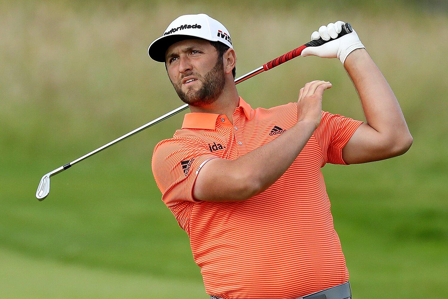 Image Golfer Jon Rahm Positive for COVID-19 Again, Will Not Be Able to Compete in Olympics