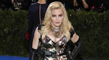 People are freaking out about Madonna's butt: 'What in the rock bottom is going on back there?'