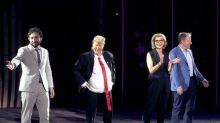 Video: Meryl Streep gibt den Trump