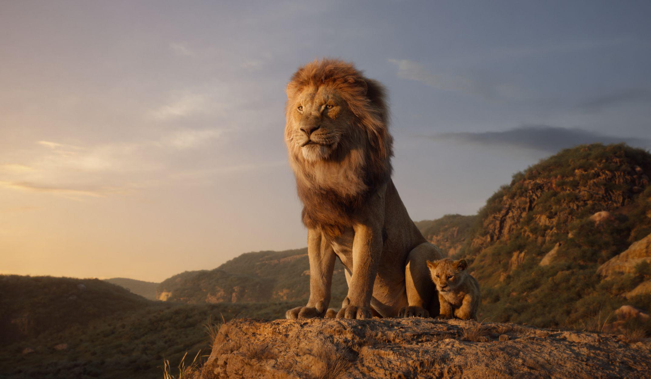9f7c240daa8 lion king trailer new scar design