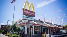 2 Big-Cap Plays Near Breakout See Tasty Gains From McDonald's
