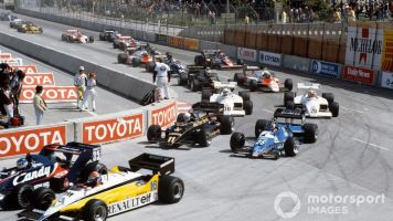 The story of F1's most incredible last-to-first charge