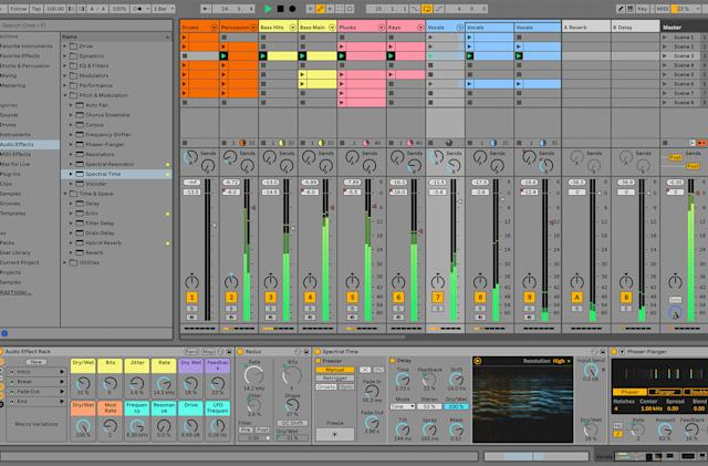Ableton Live 11 is coming next year with MPE support