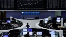 Poor earnings updates keep European shares at seven-week low