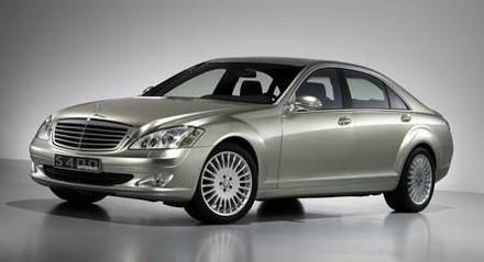 Mercedes S400 BlueHybrid aims to be first to use Li-ion battery
