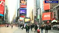 Sacramento pleads case through Times Square ad
