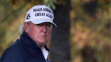 Cómo fue estar con Donald Trump el día que perdió la carrera por la Casa Blanca