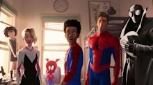 New 'Spider-Man: Into The Spider-Verse' trailer introduces the many web-slingers of the Spider-Verse
