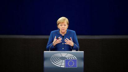 Vorgezogener Abschied von Angela Merkel