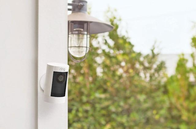 Amazon, Ring face lawsuit over alleged security camera hacks