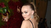 Lily-Rose Depp First Wore Chanel While in Diapers
