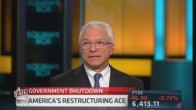 Finding the shutdown's 'silver lining'