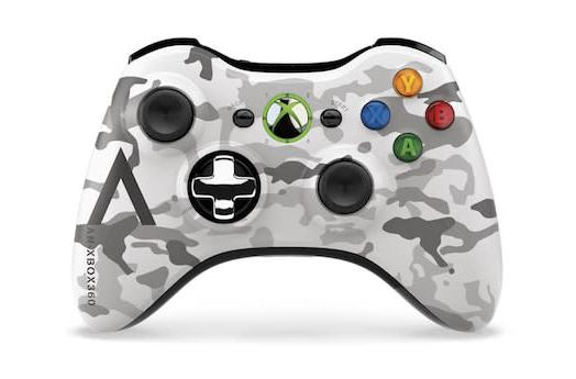 Arctic Camouflage Xbox 360 is so three months ago