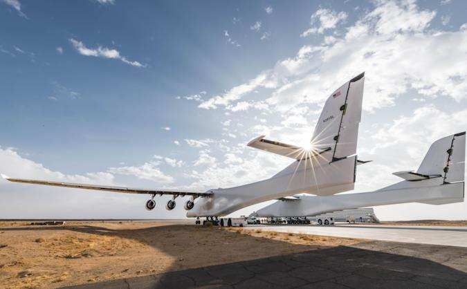 Stratolaunch Systems Corp