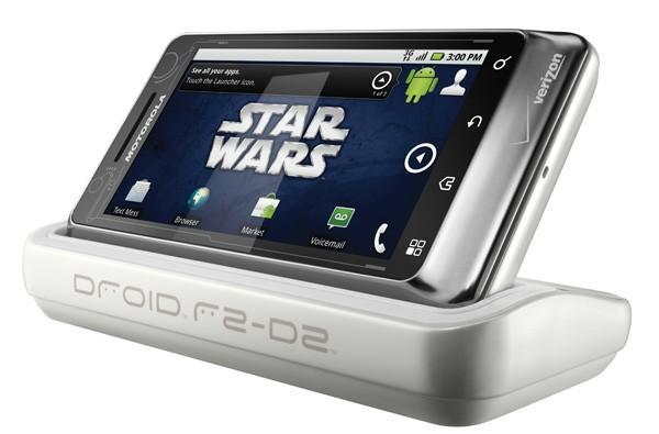 Droid 2 R2-D2 falls to $200 on contract
