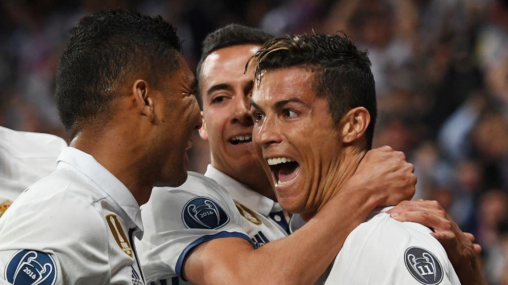 Real Madrid x Valencia: a atuação de Cristiano Ronaldo