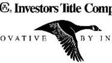 Investors Title Company Board Declares Special Cash Dividend and Regular Quarterly Cash Dividend