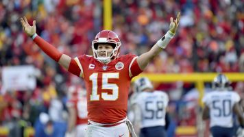 Mahomes continues to dominate the offseason