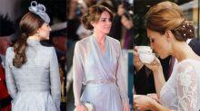這 12 款皇妃 Kate Middleton 的御用氣質髮型,全是新娘們在追求的公主風模範!