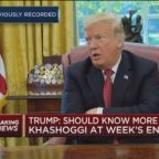 Trump: I have asked every secretary for the budget cut pr...