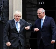 Britain and Australia agree free trade deal